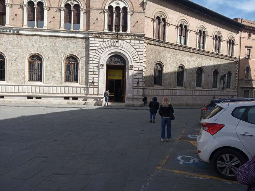 """Siena, CGIL e UIL Siena: """"Poste Italiane deve garantire la sicurezza di chi lavora e di chi fruisce deiservizi"""""""