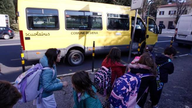 Siena: Invariate, per il prossimo anno scolastico, le quote di compartecipazione per il trasportoscolastico