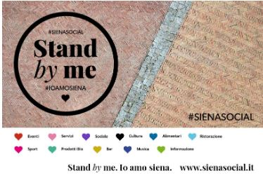 Siena: #SienaSocial, una mappa per vivere Siena ai tempi delCovid-19