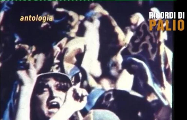 """Palio di Siena, Ricordi di Palio: """"Antologia"""" Palio 3 Luglio 1978 di MicheleFiorini"""