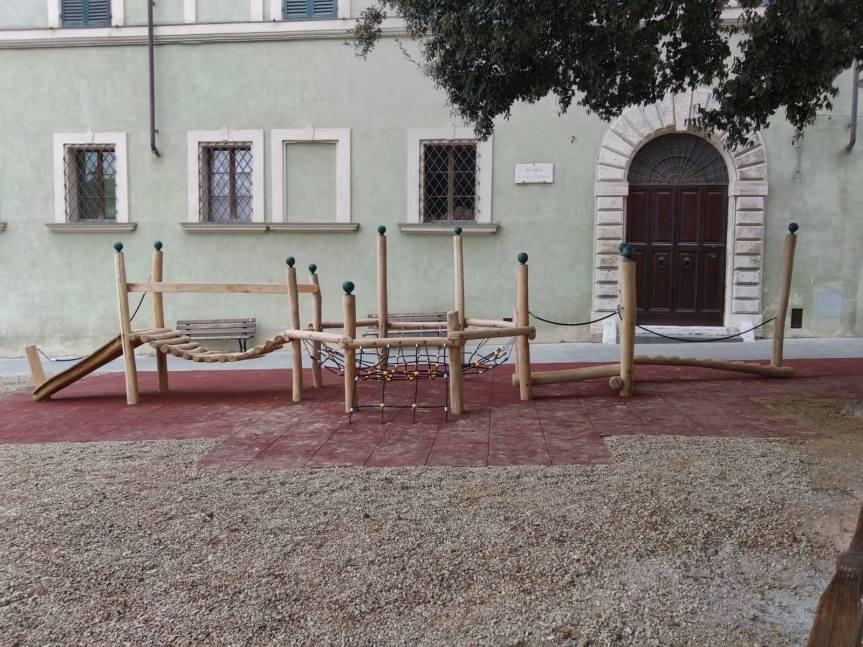 Siena, Nicoló, Duccio e il senso delle cose: Giocare in SanFrancesco