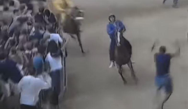 Palio di Siena, Contrada del Nicchio: L'ultima Vittoria della Contrada risale al Palio del16/08/1998