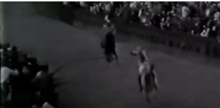 Palio di Siena: Palio 2 luglio1954