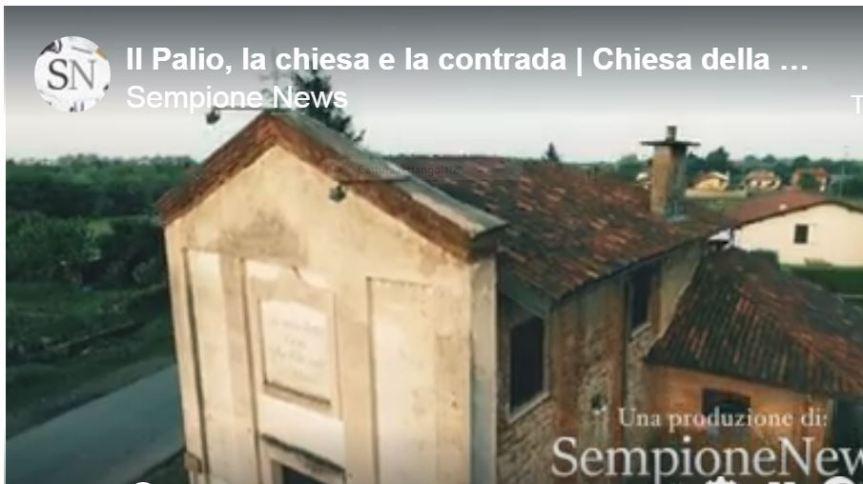 """Palio di Legnano: Santa Teresa d'Avila, la Chiesa della Contrada La Flora, nel nuovo appuntamento con il """"Viaggio nelle Chiese delPalio"""""""