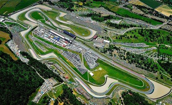 Toscana: Gp F1 Mugello a porte chiuse, ma hotelpieni