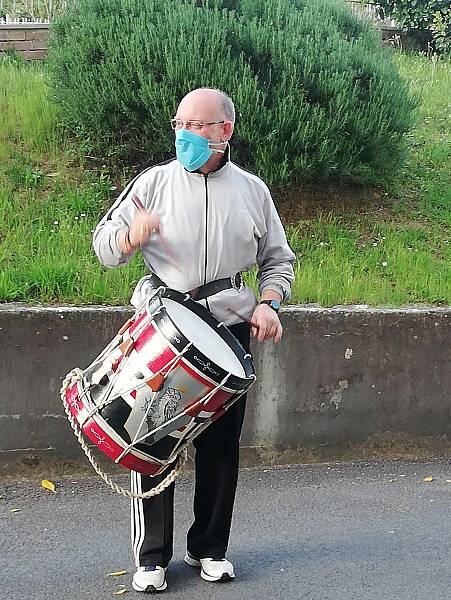 Siena: Il misterioso tamburo della Civetta rompe il silenzio diSiena