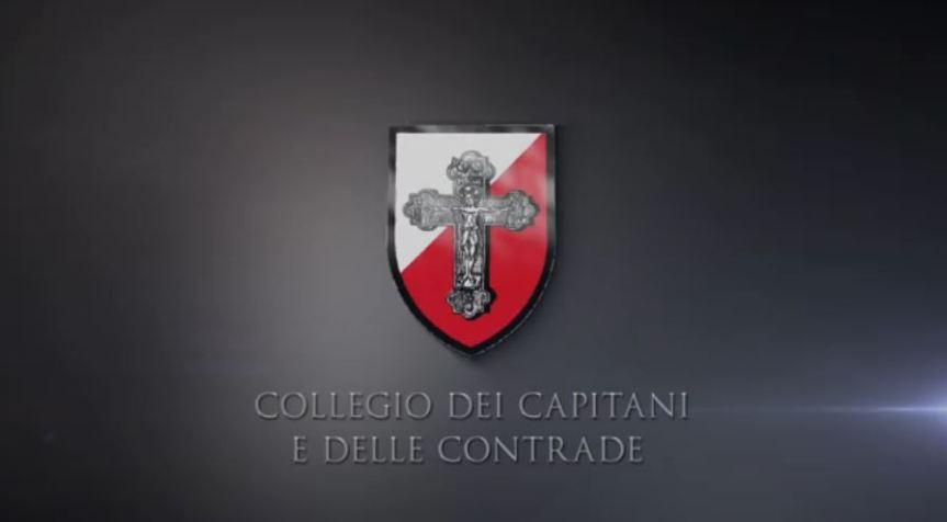 palio di Legnano: Video del Collegio dei Capitani e delleContrade