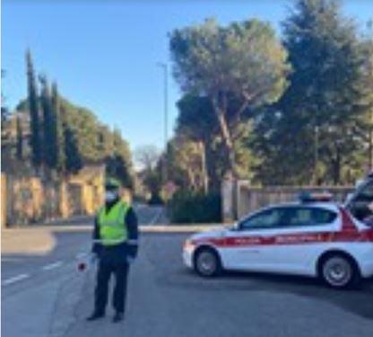 Siena, Covid-19, fase 2: Continuano i controlli della PoliziaMunicipale