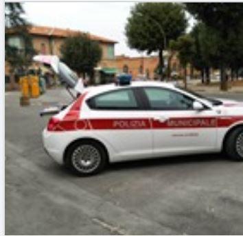 Siena: Oggi 22/07 la Polizia Municipale sanziona un cittadino extracomunitario come parcheggiatoreabusivo