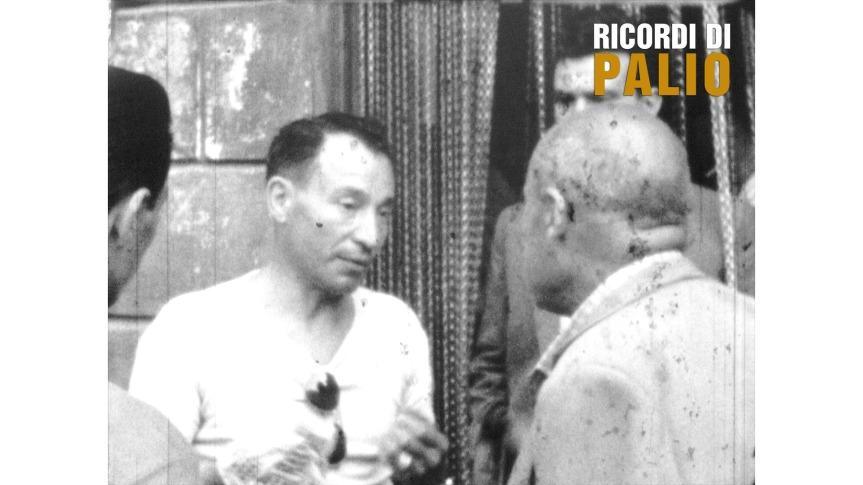 """Palio di Siena, Ricordi di Palio: Filmato amatoriale su Corrado Meloni detto """"Meloncino"""""""