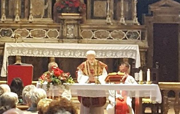 Palio di Siena, Contrada del Bruco: E' morto don Enrico Furiesi, per 40 anni è stato correttore dellaContrada