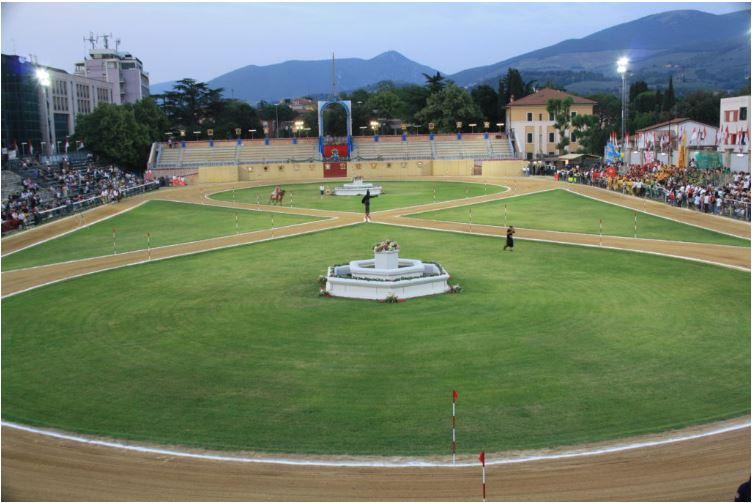 Giostre, Giostra della Quintana di Foligno,  il sindaco: « A Giugno Quintana virtuale e forse apertura di rioni etaverne»