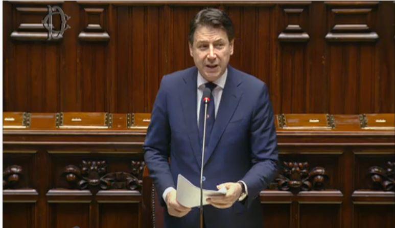"""Italia, Coronavirus. Conte: """"Fase 2 non può essere intesa come un liberitutti"""""""