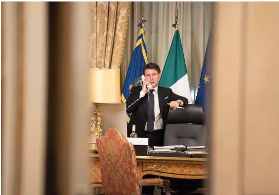 Italia: Colloquio telefonico Conte –Erdoğan