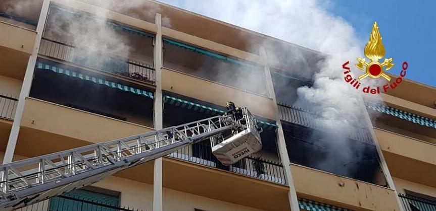 Toscana: All'improvviso le fiamme, Primo Maggio diterrore