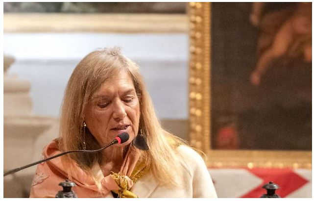 """Siena, Contrade, Lucia Cresti (Valdimontone): """"Grande voglia di ripartire, attendiamo la riapertura dellesocietà"""""""