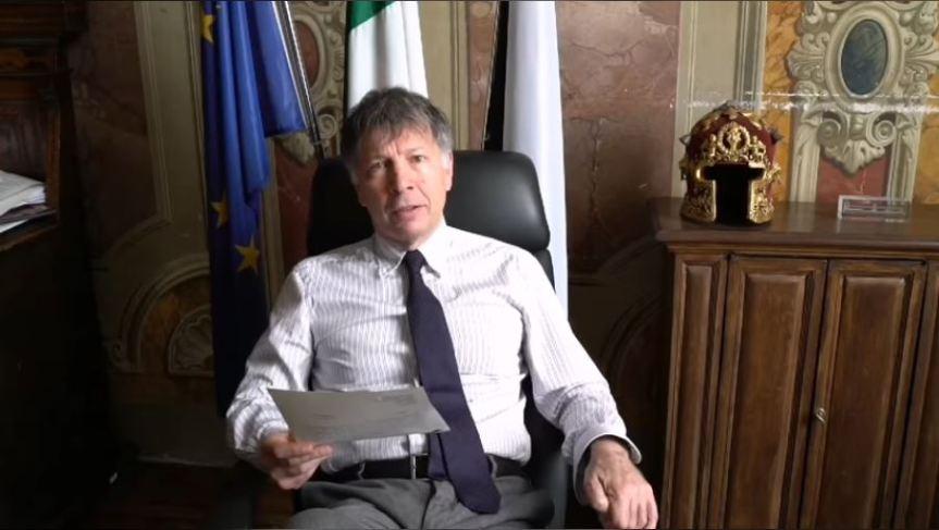 Siena: Oggi 09/05 le dichiarazioni del Sindaco Luigi De Mossi sulla situazioneattuale