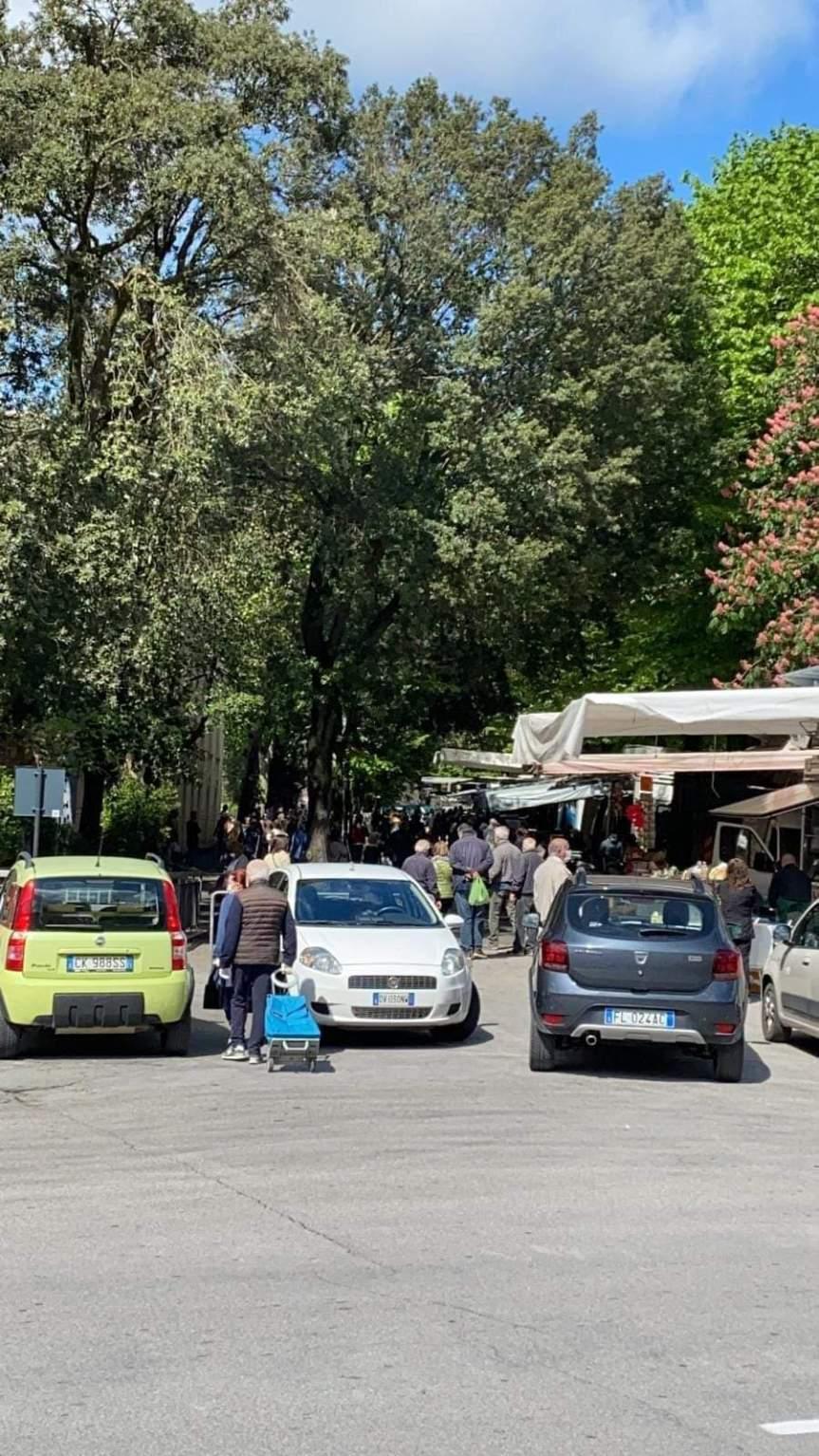 Siena: Il mercato di viale XXV Aprile a pieno regime dal 3giugno