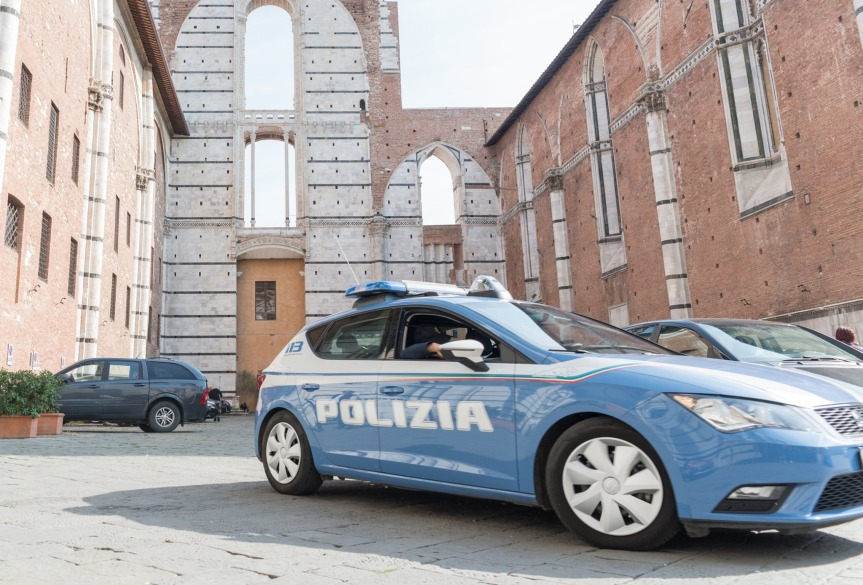 Siena, Covid, città in zona rossa: Si potenziano i servizi di controllo per il rispetto delle normeanticontagio