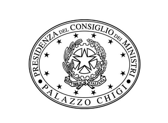 Italia: Nota dell'Ufficio Stampa della Presidenza delConsiglio