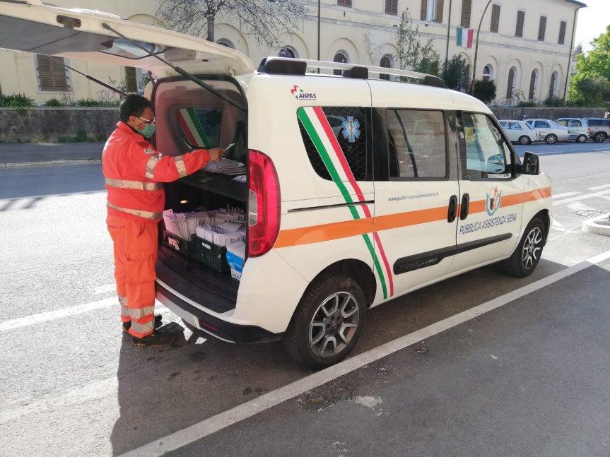 Siena: L'emergenza frena i volontari, si riduce il personale delleassociazioni