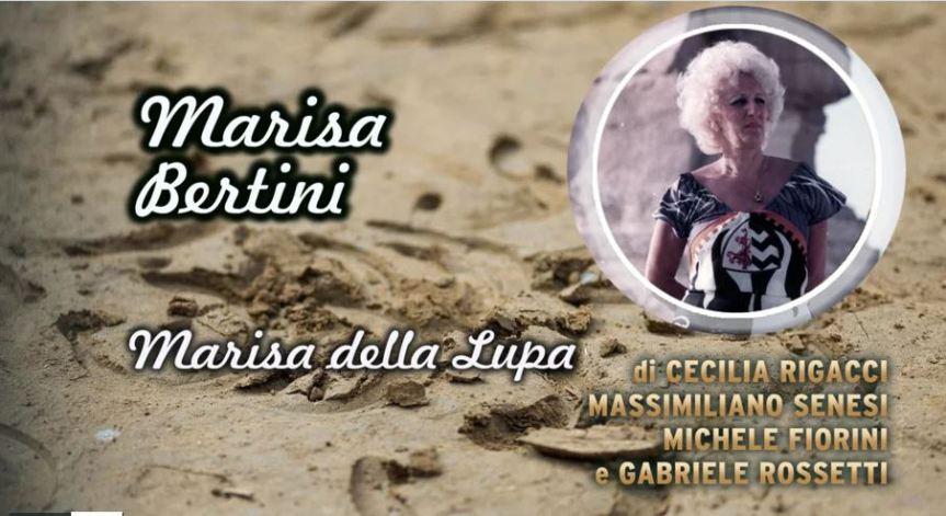 "Palio di Siena, Ricordi di Palio: ""MARISA BERTINI Marisa dellaLupa"""