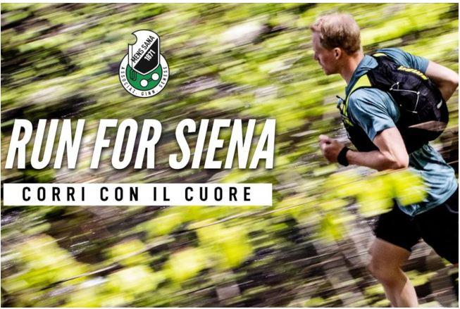 """Siena, """"Run for Siena"""": Grande successo, oltre tremila chilometri disolidarietà"""