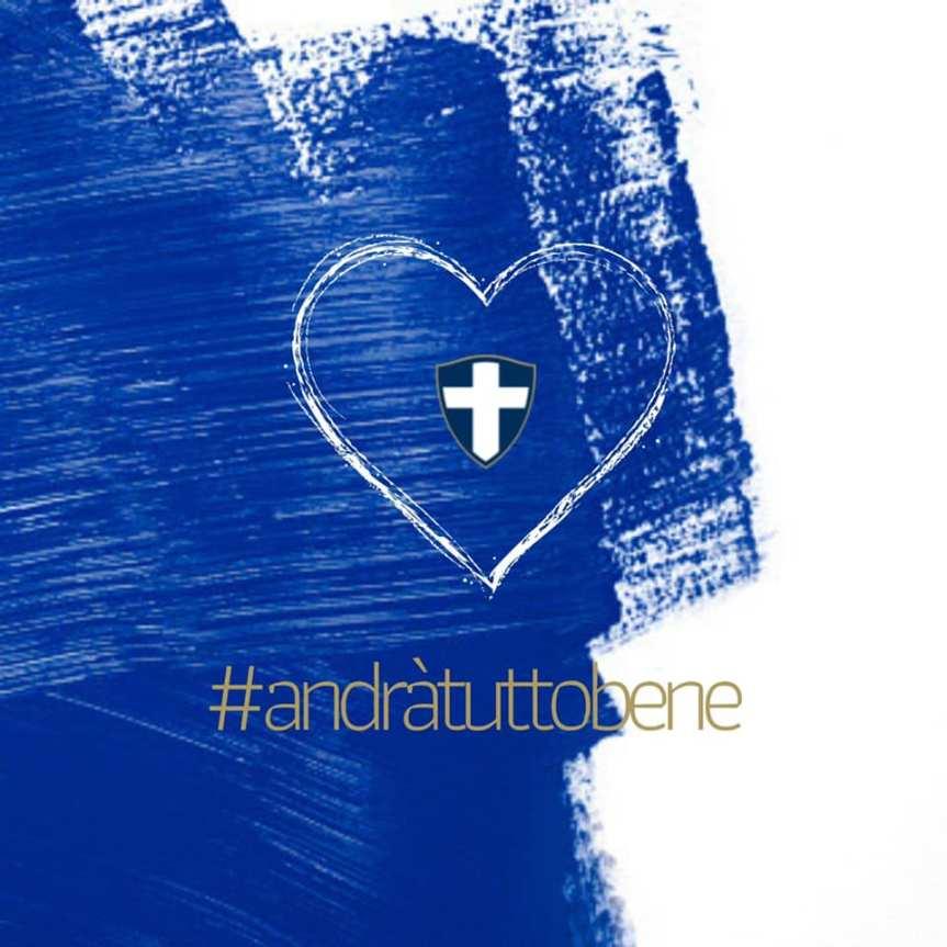 Palio di Legnano, Contrada San Martino: Video di speranza #usqueadfinem#andràtuttobene