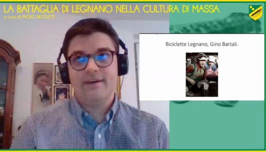 """Palio di Legnano, Contrada Sant'Ambrogio: Oggi 17/04 Diretta Live """"La Battaglia di Legnano nella cultura dimassa"""""""