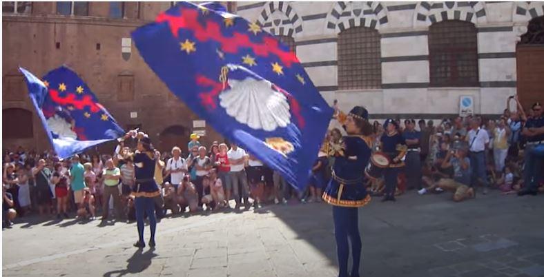 Palio di Siena: Palio02/07/2013