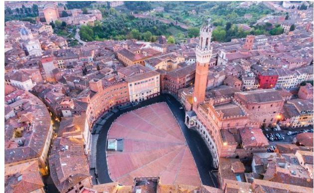 Siena: Oggi 03/05 in Piazza del Campo ore 18.00  #ioil3Maggioesco