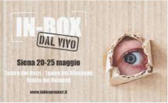 Siena: Selezionati i 6 progetti finalisti del bando In-Box Verde, dedicato al teatroragazzi