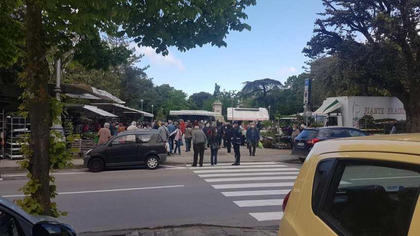 """Siena, Banchi in Fortezza, gli operatori non sono convinti: """"Dividere in due il mercato vuol direrovinarlo"""""""