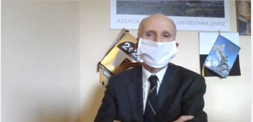 """Siena, Coronavirus, Giovannini dg delle Scotte: """"L'ospedale ha retto. Il virus ha reso la strutturamigliore"""""""