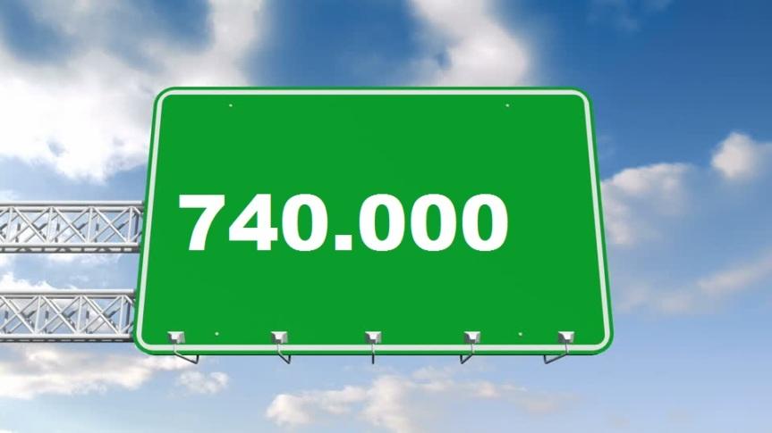 Massi lo Sà: Nuovo Record del Blog, raggiunta quota 740.000visite!!