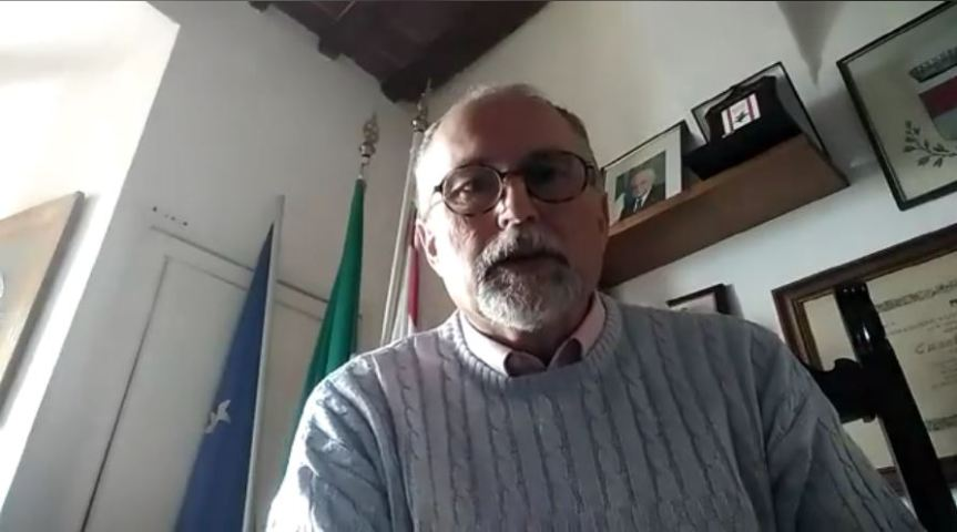 Provincia di Siena: Ieri 16/05 a Casole d'Elsa primo contagio in assoluto, le parole del SindacoPieragnoli