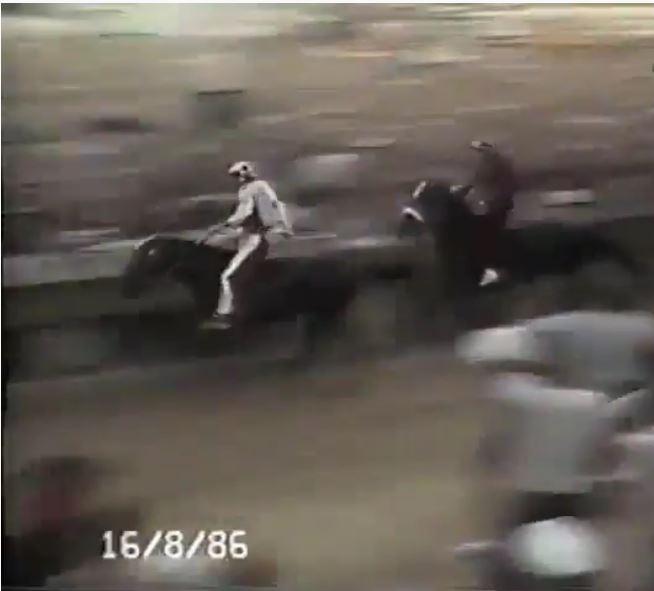 Palio di Siena: Palio 16 agosto1986