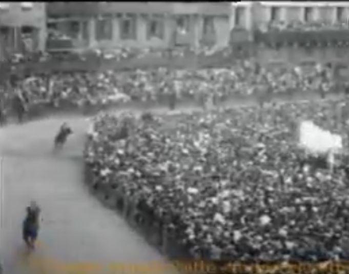 Palio di Siena: Palio 2 luglio1928
