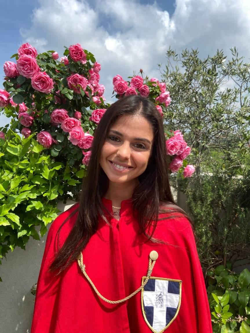 Palio di Legnano, Contrada San Martino: Oggi 25/05 parla la Castellana BeatricePerron