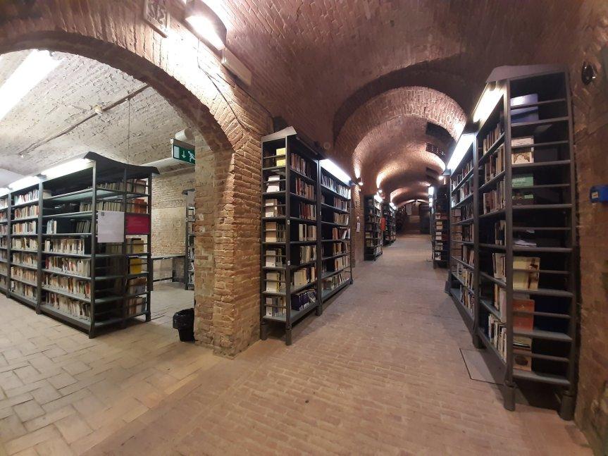 Siena: Chiusa da domani, per manutenzione, la Biblioteca comunale degliIntronati