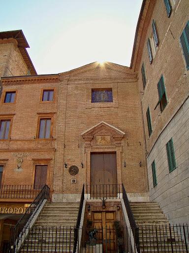 Siena, Contrada del Drago: 30/01 Santa Messa in ricordo di AlbertoRossi
