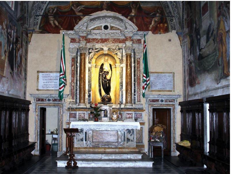 Siena: Festa Titolare Contrada dell'Oca, messa in diretta alle 18 su SienaTv