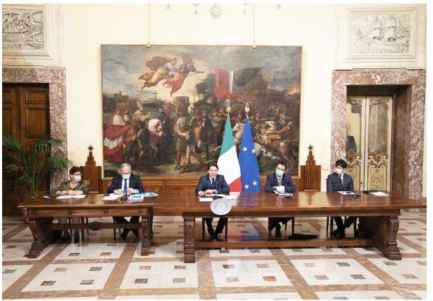 Italia: Il Decreto Rilancio in GazzettaUfficiale