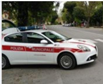 Siena: I controlli effettuati oggi, 18 maggio, dalla Polizia Municipale a seguito dell'emergenzacovid-19
