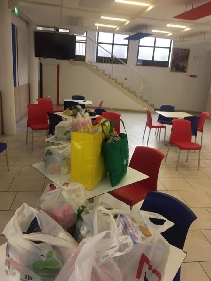 Siena, Solidarietà: La Pantera raddoppia la raccolta di alimenti per le famiglie indifficoltà