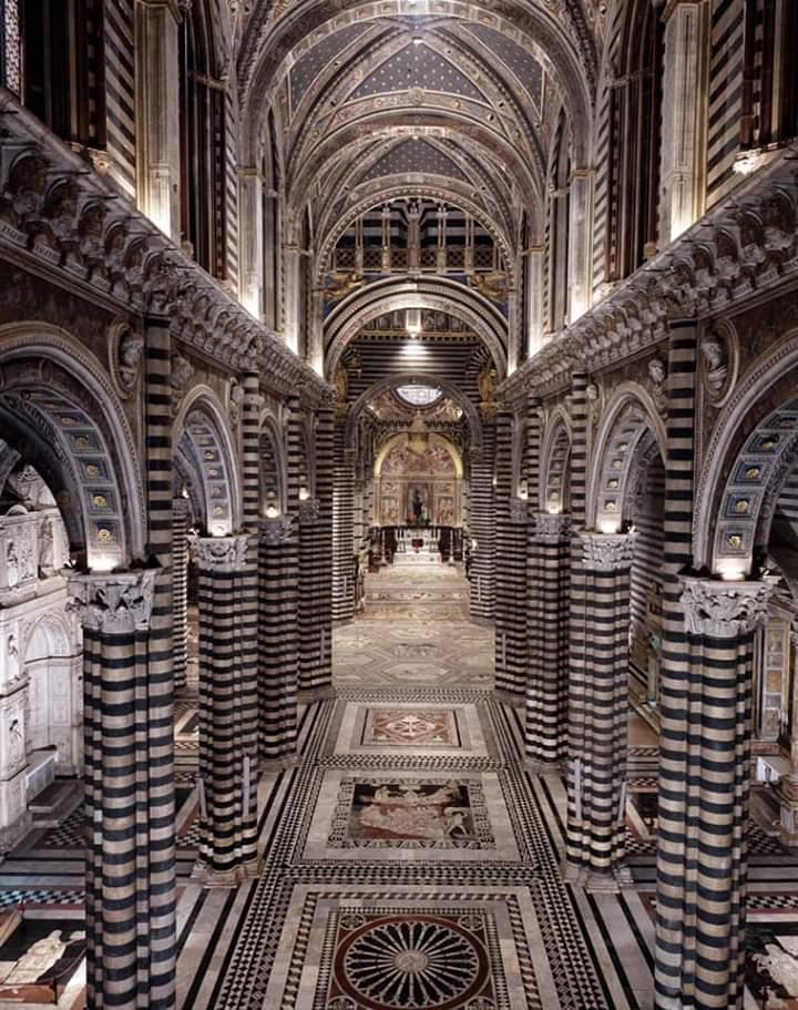 Siena: Il Duomo riapre allevisite