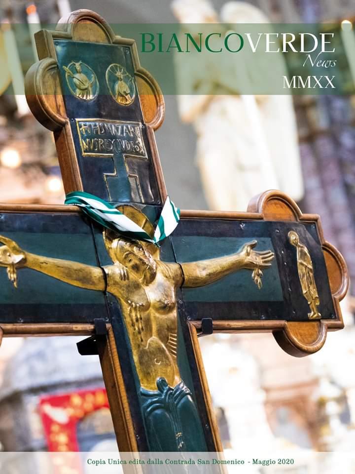 Palio di Legnano, Contrada San Domenico: Uscito il numero di Maggio di San DomenicoNews