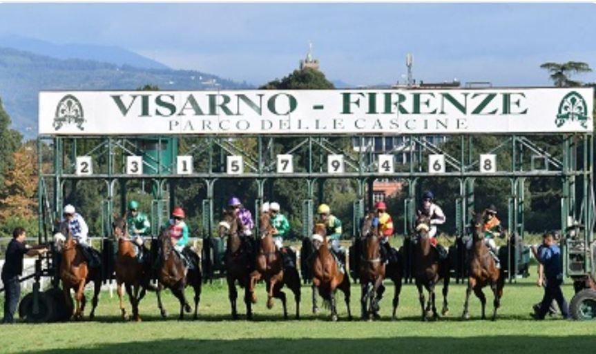 Ippica, Firenze: 31/10 Partenti 1^ e 6ì Corsa per cavalliAnglo-Arabi