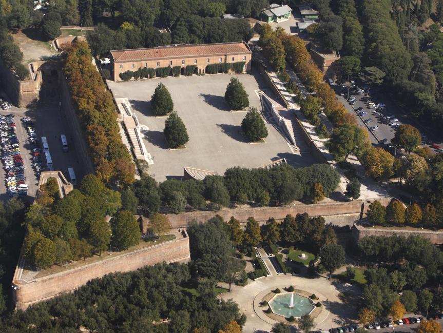 Siena: Da Domani 04/05 Aperti il Cimitero del Laterino e la FortezzaMedicea