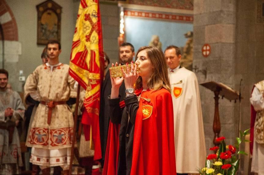 Palio di Legnano, Contrada Legnarello: Oggi 28/05 parla la Castellana FrancescaBandera